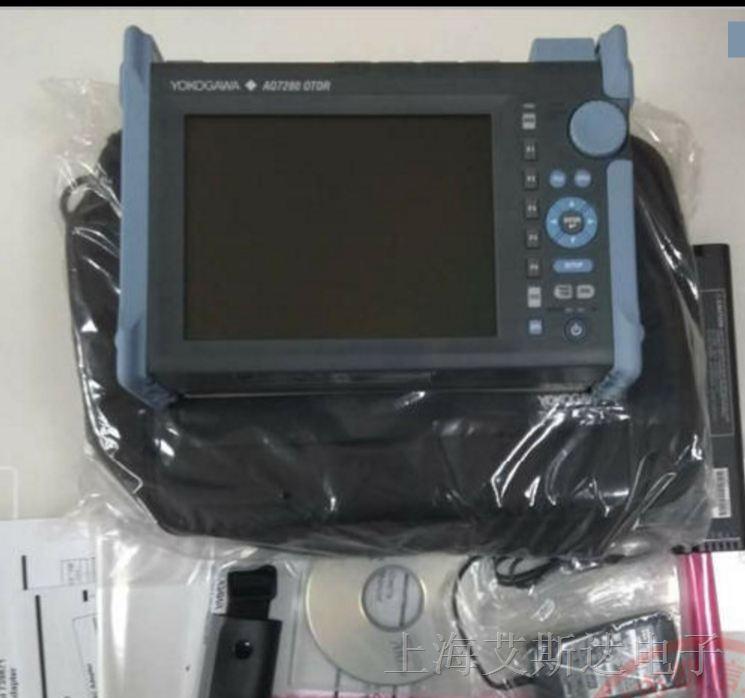 供应日本横河AQ7280 AQ7282A光时域反射仪 OTDR 光纤测试仪AQ7275替代38/36db