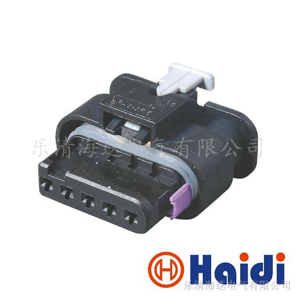 氮氧传感器插头1-1718806-1_汽车连接器_捷配电子市场