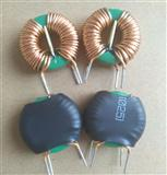 绿色猛锌磁环电感T1264-800UH 2MH 6MH 8MH 10M 15MH 共模电感