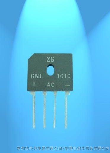 供应GBU1010,GBU1010整流桥开关电源最佳搭档