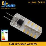 g4 led玉米灯泡 220v插泡g4 g4灯珠220v