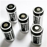 CR123A锂电池3v十年质保松下正品CR17345高容量EL123正品