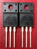 三极管插件12N65KL高压管12A650V N沟道 TO-220F UTC品牌