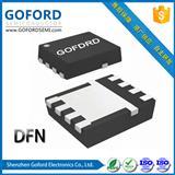 快充用GT55N06 60V 53A DFN5*6 结电容小内阻低 谷峰GOFORD