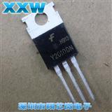 电动车控制器 Y2010DN 仙童三极管 TO-220 20A 100V