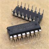 华晶原装现货CD2003 CD2003GP 接收.收发器 调频调幅收音机IC