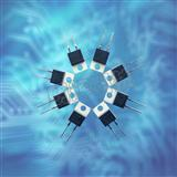 TO-220封装电阻 750R/750Ω/750欧 1% 35W功率电阻/ TR35FBD7500