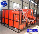 DSQC湿式强磁板式磁力分选机