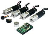 CBL系列微型空心杯直流无刷伺服系统