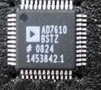 AD7610BSTZ  双极性可编程输入  ADC