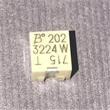 原装BOURNS 3224W-1-202E 2K 电位器