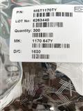 MST1170TY电动车,摩托车闪光器芯片