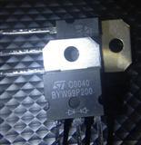 二极管整流器 BYW99P-200 分立半导体产品