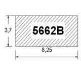 5G陶瓷滤波器 FMD5662CJA partron
