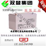 双登蓄电池6-GFM-120 12V120AH eps电源专用