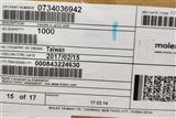 MOLEX734036942RFCoaxConnectors