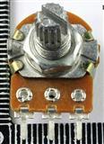 原装正品双联电位器 B100K