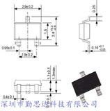 SI4972DY-T1-E3双N通道MOSFET