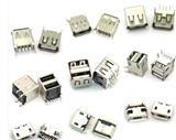 USB接口母座公头方口
