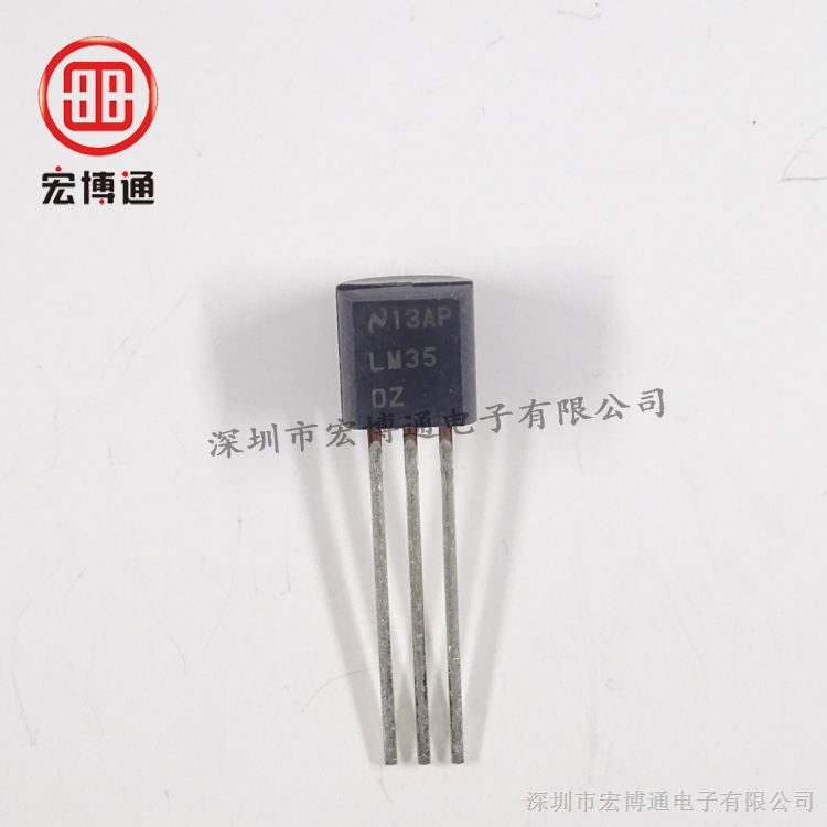 TI/德州仪器 LM35DZ 传感器IC
