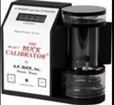 M-1/M-5/M-30电子皂膜流量计校正器mini-Buck流量校准器美国BUCK