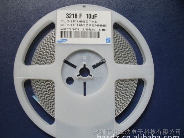 供应CL05A105KP5NNNC三星贴片电容 原装现货