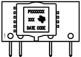 DCH010505SN7    隔离式DC/DC转换器