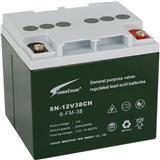 JMF12-38 12V38AH赛能胶体免维护蓄电池