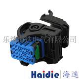32孔MOLEX汽车电脑改装接插件护套64319-1216