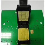 厂商定制高温测试座-6PIN双界面模块