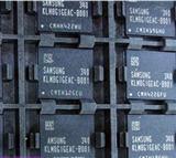 原装KLM8G1GEAC-B001三星Samsung存储器IC 微处理器芯片BGA153