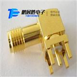HTZY-SMA-KWE内孔 SMA-KHD射频连接器外螺规格