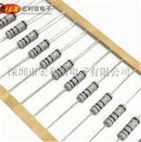 线绕保险丝电阻22欧 2W 22R 5% 五色环 熔断