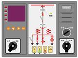 3-35KV高低压开关柜综合测测控装置ASD200