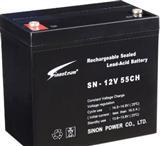 赛能蓄电池SN-12V7CH报价UPS电源蓄电池