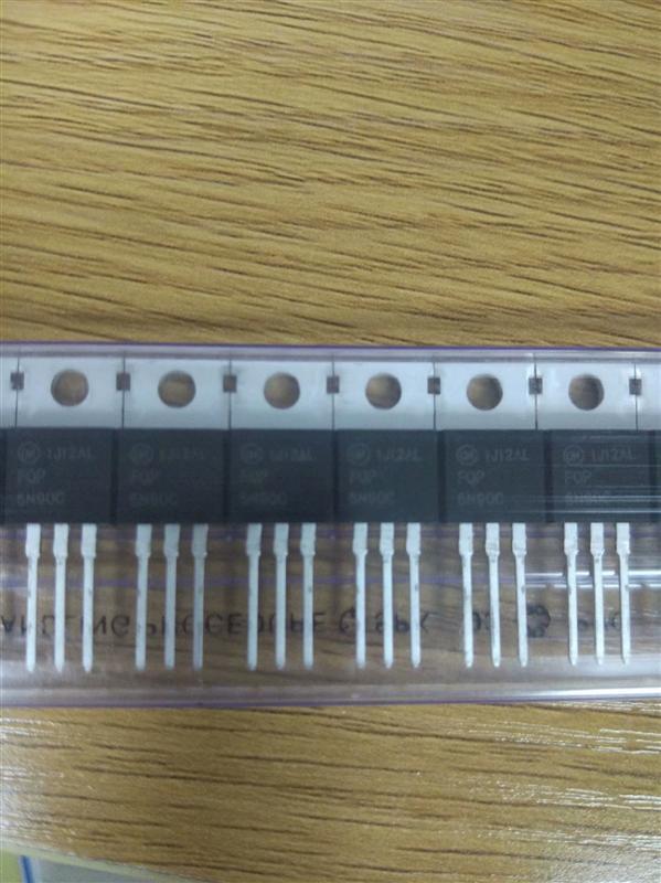 供应功率三极管FQP6N90C