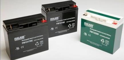 供应海湖SEALAKE蓄电池12V200AH