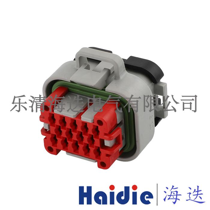 14孔新能源汽车线束连接器接插件776273-4