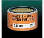 美国Teledyne 微燃料电池 C06689-B2C Class B-2C 氧传感器A-2C