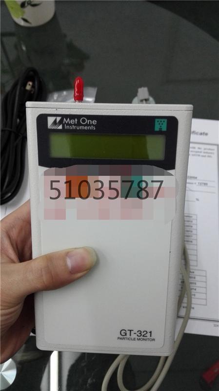 供��美��MetOne GT-321 手持式激光粒子��灯� GT321 空�饬W佑��灯�