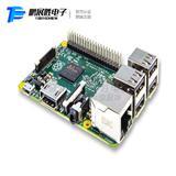 代理:原装RASPBERRYPI3-MODB-1GB. - 单板机, 树莓派 3 B型, 1.2GHz CPU