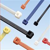 耐候型聚丙烯扎带线束PLT1.5I-M100,尼龙扎带 线缆,2.8