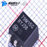 原装 MC79M15CDTRKG 稳压器 贴片三极管 TO-252 丝印79M15