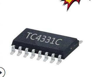 供应富满TC4331C 四位倒/正计时器IC