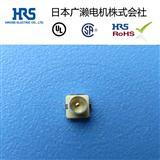 hrs广濑U.FL-R-SMT-1小型贴装同轴连接器