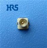 HRS贴片天线座U.FL-R-SMT-1射频同轴连接器