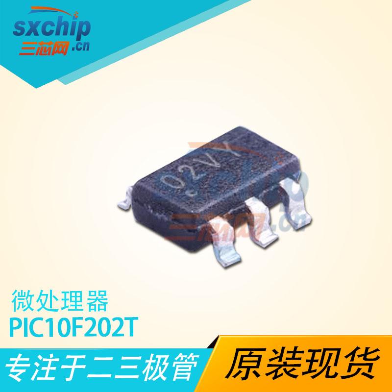 PIC10F202T-I/MC086