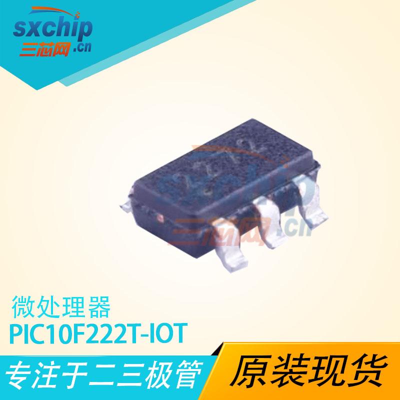 PIC10F222T-I/OT