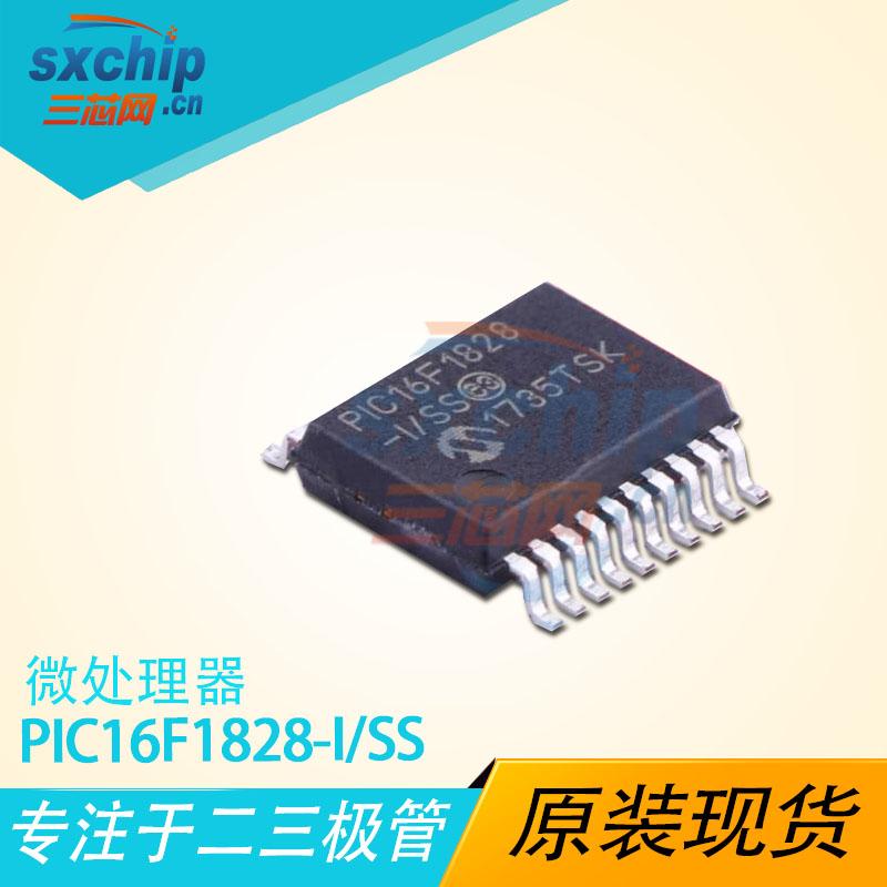 PIC16F1828-I/P