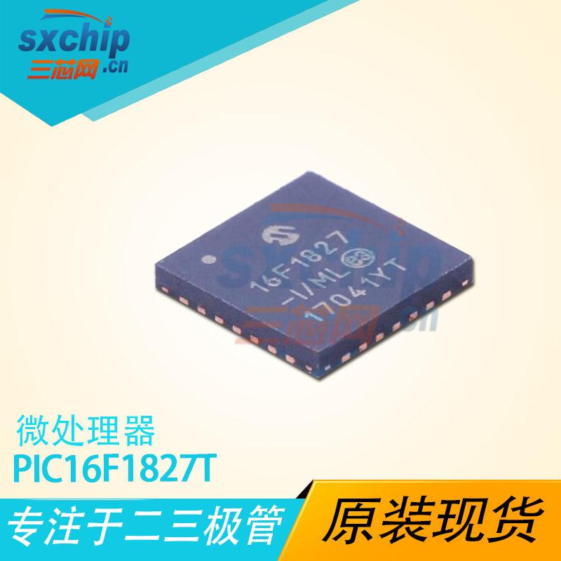 PIC16F1827T-I/ML